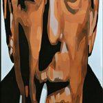 Humphrey Bogart Airbrushed