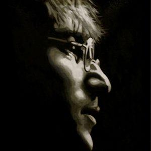 John Lennon Oil Painting