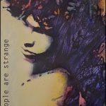 Jim Morrison Acrylic